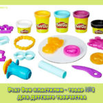 Play Doh пластилин — товар №1 для детского творчества