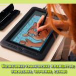 Назначение графических планшетов: рисование, черчение, схемы
