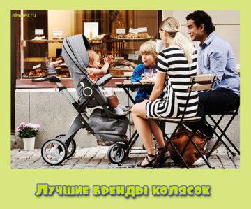 бренды коляски