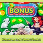 Играем на слоте Bunnys Rabbit