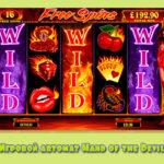 Игровой слот Hand of the Devil