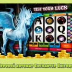 Игровой автомат Enchanted Unicorn