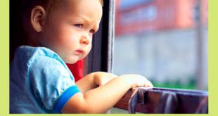 Путешествие на поезде с ребенком