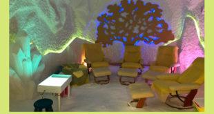 Лечимся без таблеток: посещение солевых пещер